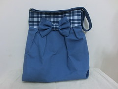Mya bag in knight blue