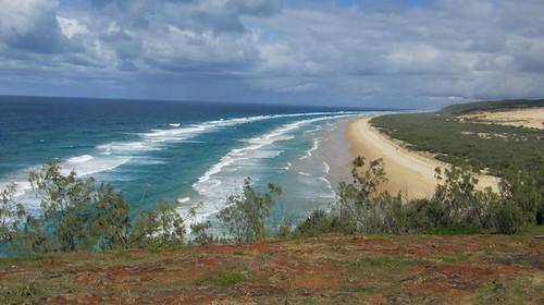 Fraser Island by Fottles