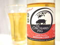 The Orchard Pig Lightly Sparkling Medium Cider