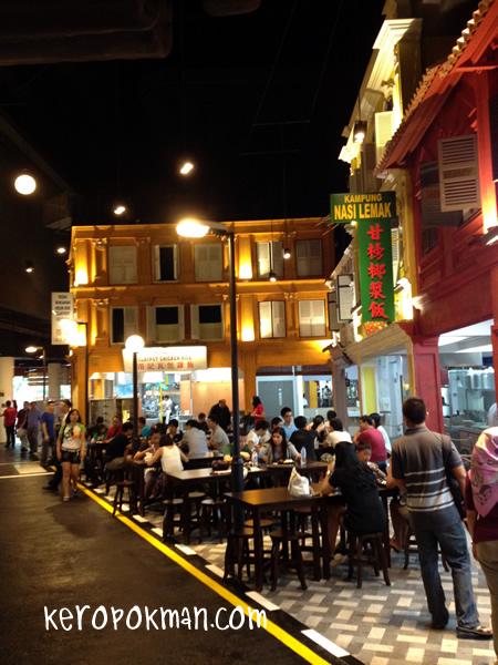 Malaysian Food Street at RWS