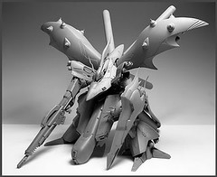 Resin Kit 1100 Nightingale  Neograde Refined Version Built (2)
