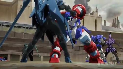 Gundam AGE 2 Episode 23 The Suspicious Colony Youtube Gundam PH (20)