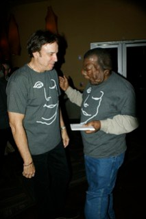 Reggie and Kevin Nealon