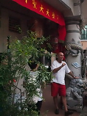 Gilles Massot, Monkey God Temple, Oh! Open House 2012 - Occupy Tiong Bahru