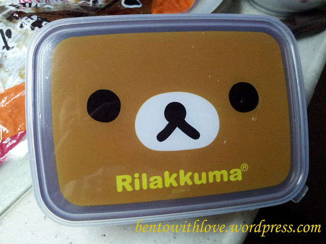 Rilakkuma Lunchbox