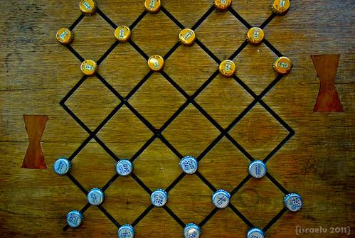Dama (Filipino Checkers) by {israelv}