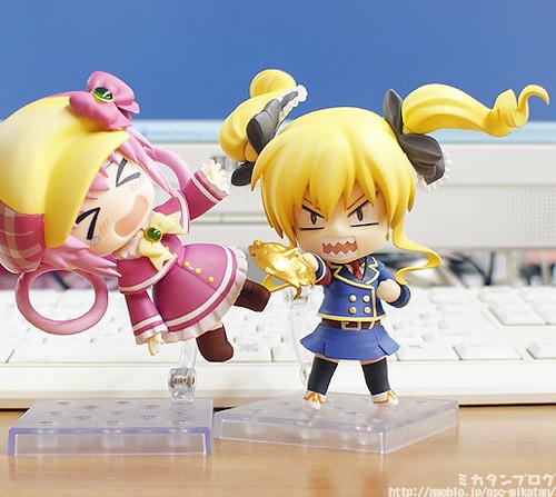 Don't call me Kokoro-chan!