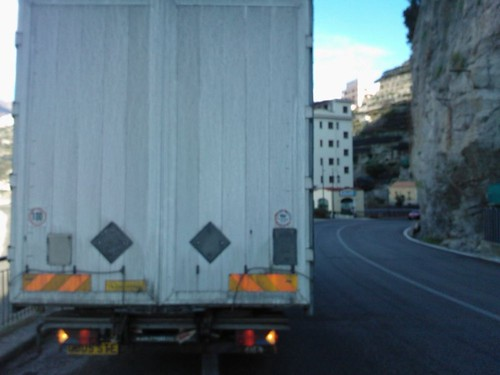 Truckblog on the move....