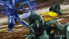 Gundam AGE 2 Episode 23 The Suspicious Colony Youtube Gundam PH (17)