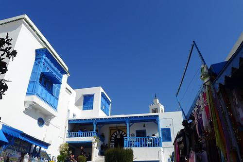 Sidi Bou Said & Bay of Tunis by TheEdWebb
