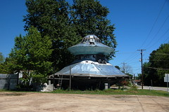 UFO Welcome Center