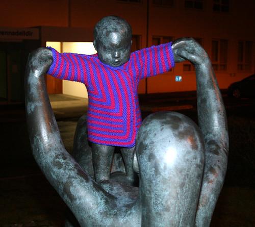 Móðir og barn