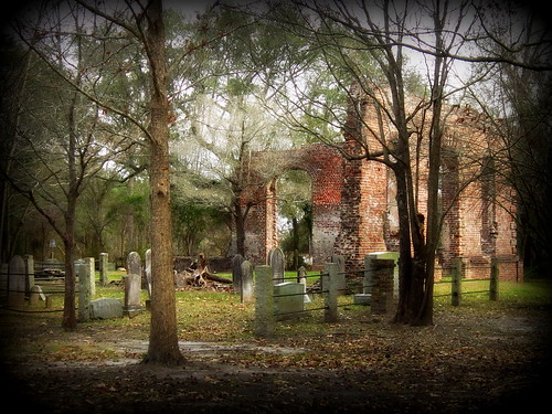 Biggin Church Ruins