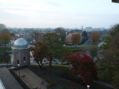 View from the Sterrenwacht