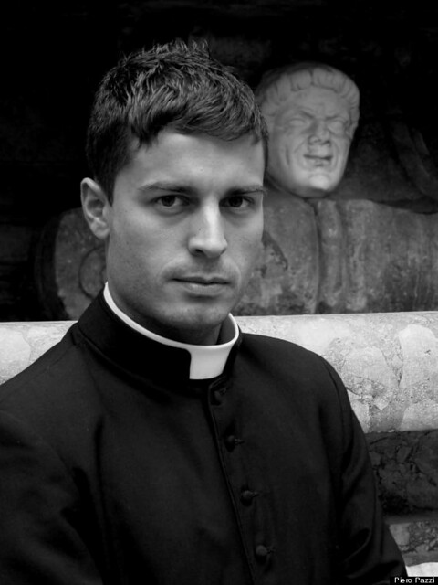 Roman priest
