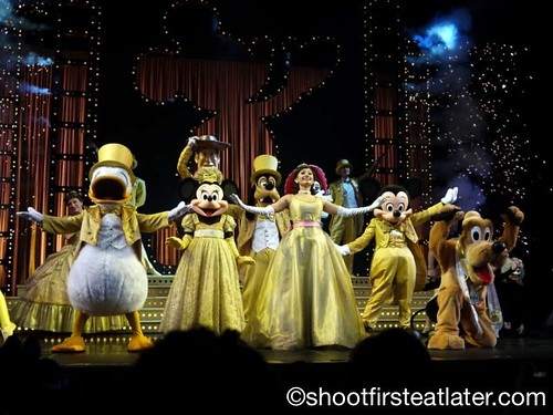 The Golden Mickeys