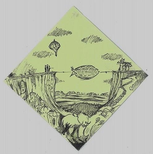 Post-it Doodle 5