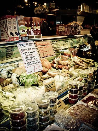 Borough Market - Deli