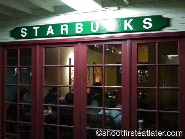 Farmers Market L.A.- Starbucks