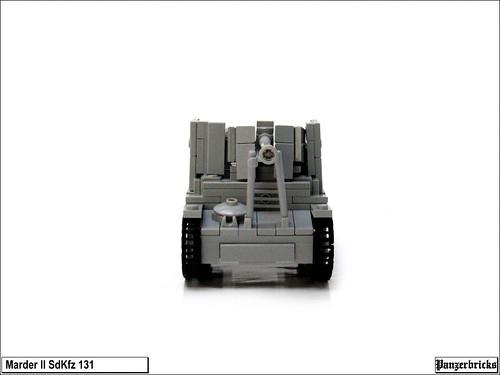 Marder II SdKfz 131 de Panzerbricks