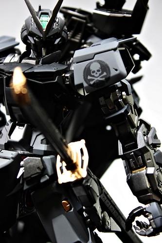 Stealth Version Gundam Astray Custom Painted Build (5)