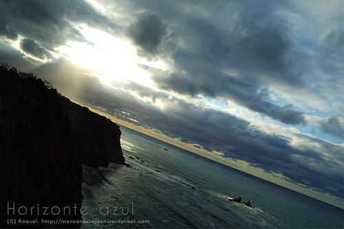 Horizonte azul. Costa asturiana