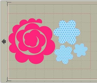 fab flower cut ss