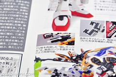 MG 1-100 Gundam HeavyArms EW Unboxing OOTB Review (77)
