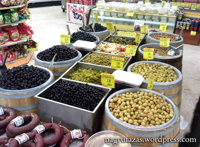 Bevásárlás - Olíva