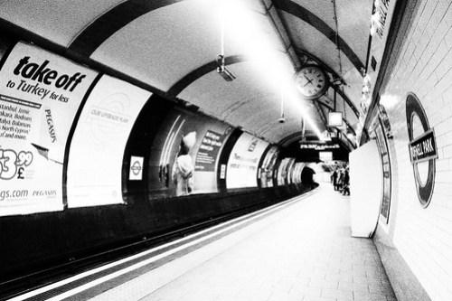 Tufnell Park tube station