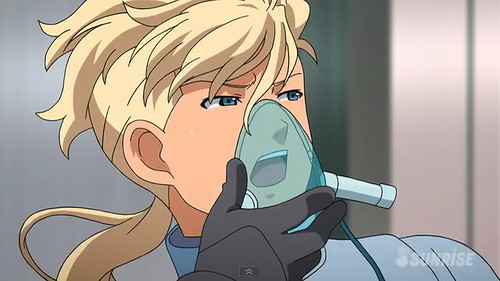 Gundam AGE Episode 18  Battle at the Graduation Ceremony Screenshots Youtube Gundam PH (5)