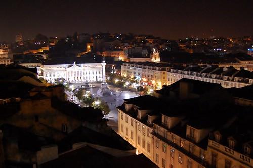 Rossio (Praça de Dom Pedro IV)