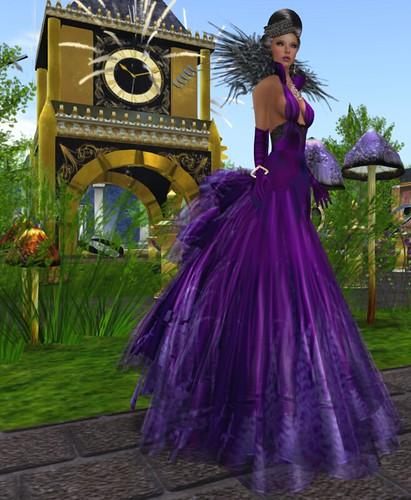 Purple Passion for FFL