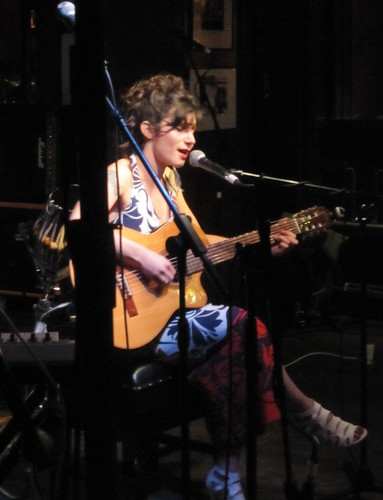 Corina Piatti at Ronnie Scott's