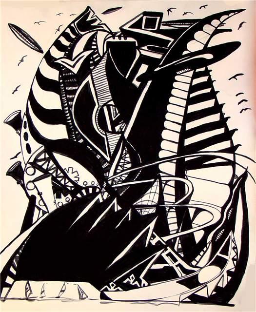 Vladimir Ozerny. Composition