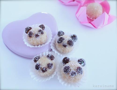 Sweet little pandas ❤