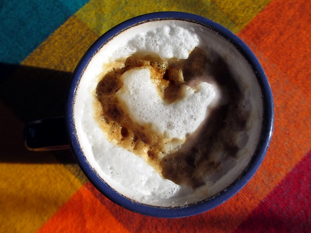Cappuccino, with love