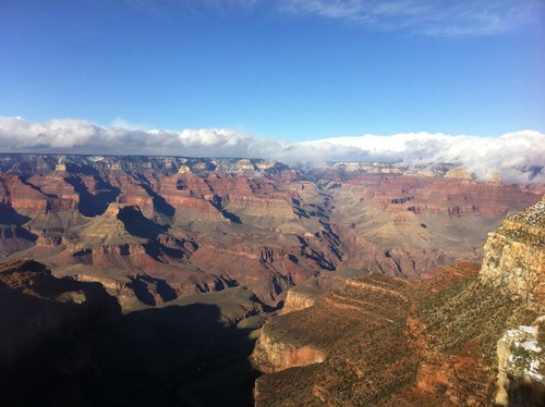From Grand Canyon Village
