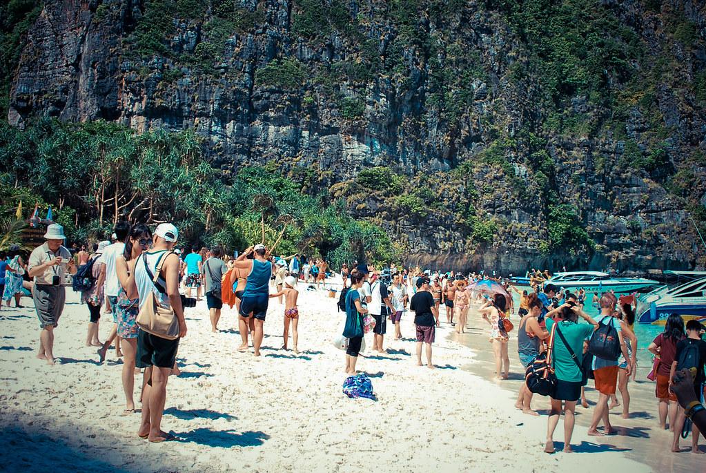 The Beach, Phuket, Thailand