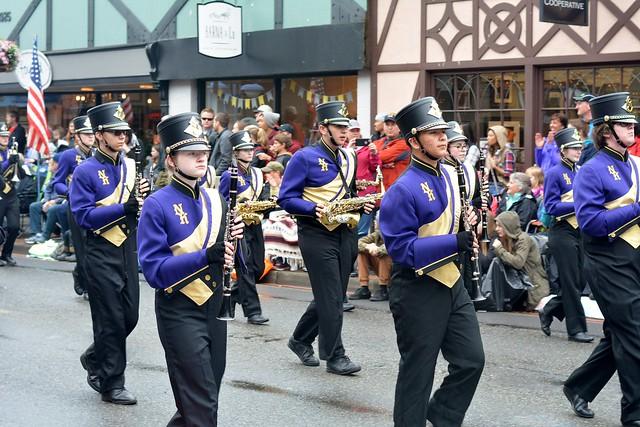 Viking Fest Parade 2016 - Poulsbo, WA