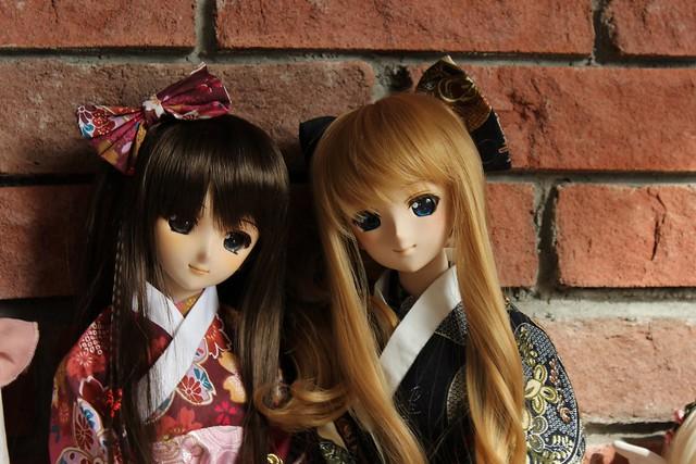 Sakura & Rina