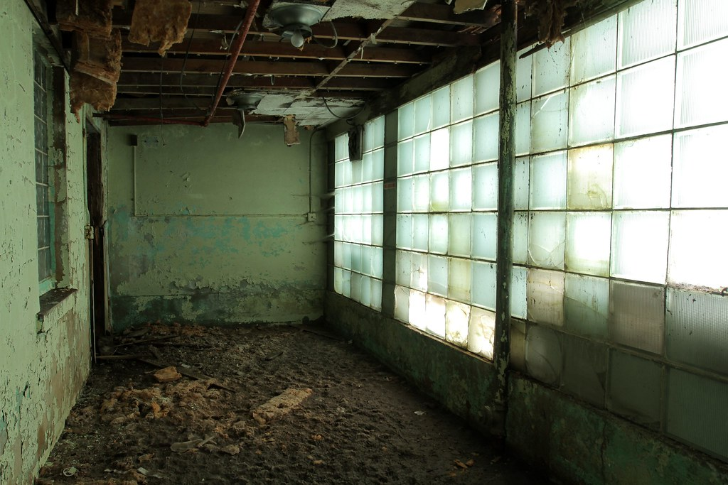 Bayley Seton Hospital Outbuilding