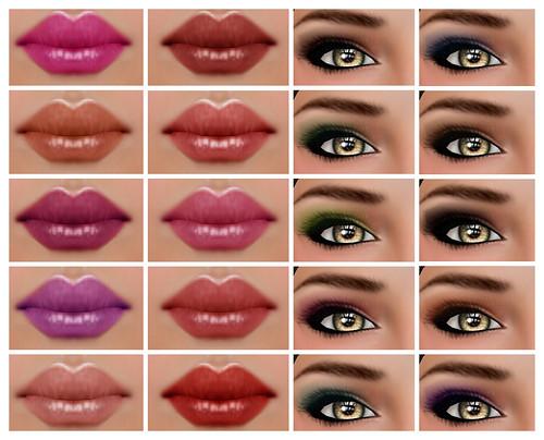 Bonita Make-Up Palette