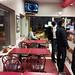 Burger Hut - the dining room