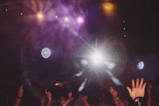 New Order @ Future Music Festival