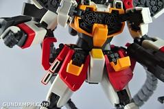 MG 1-100 Gundam HeavyArms EW Unboxing OOTB Review (93)