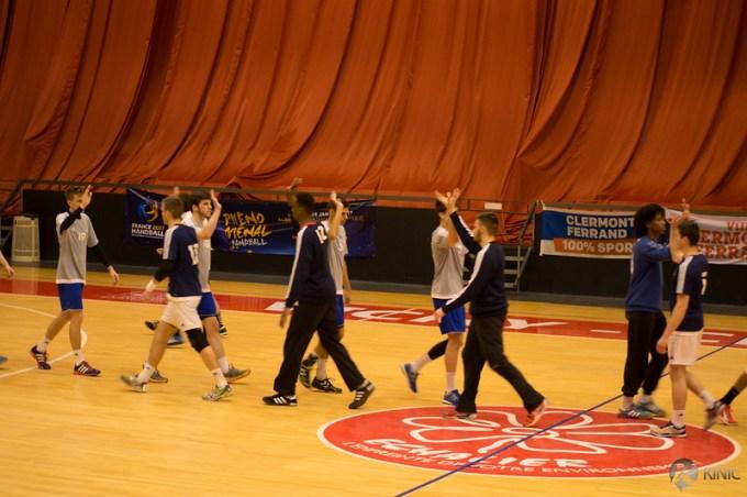 Jour 3 : Finalités Inter Pôles de Handball