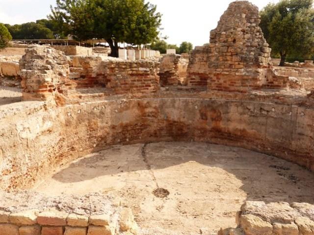 Els Munts , Villa Romana , Altafulla (13)