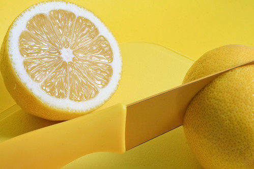 Lemony Yellow