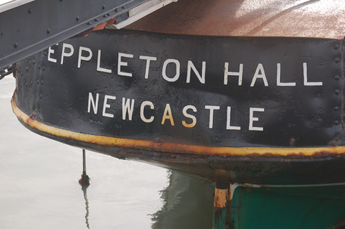 Eppleton Hall name